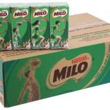 Thức uống lúa mạch uống liền Milo Active Go 180ml