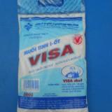 Muối tinh sấy i-ốt VISA