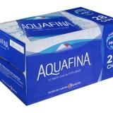 Chai nước tinh khiết Aquafina 500ml