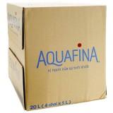Chai nước tinh khiết Aquafina 5 lít