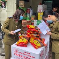 Đà Nẵng: Tạm giữ 350 bao, gói hạt dưa có dấu hiệu giả mạo nhãn hiệu