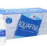 Chai nước tinh khiết Aquafina 355ml