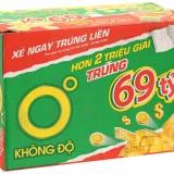 Chai Không Độ vị chanh 455ml